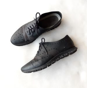 Cole Haan ZERØGRAND No Stitch Oxford - Black